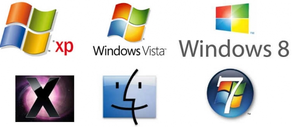 Operating systems Windows Mac