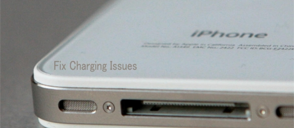Fix Charging issues