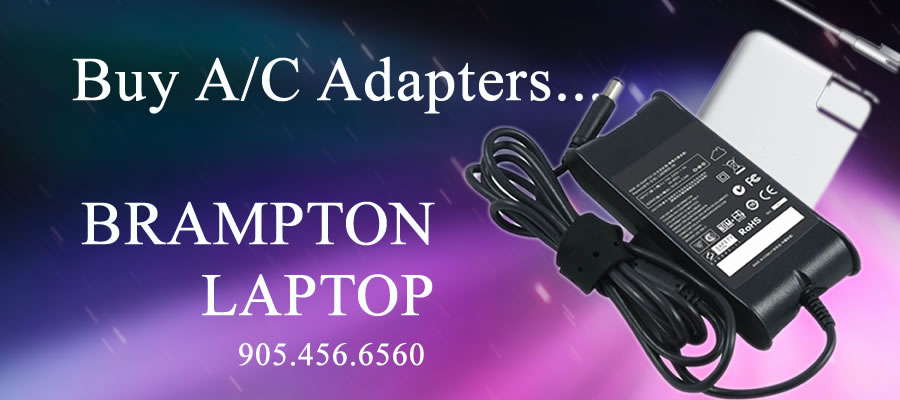 A/C Adapter Power Charger for your Laptop, Mac in Brampton