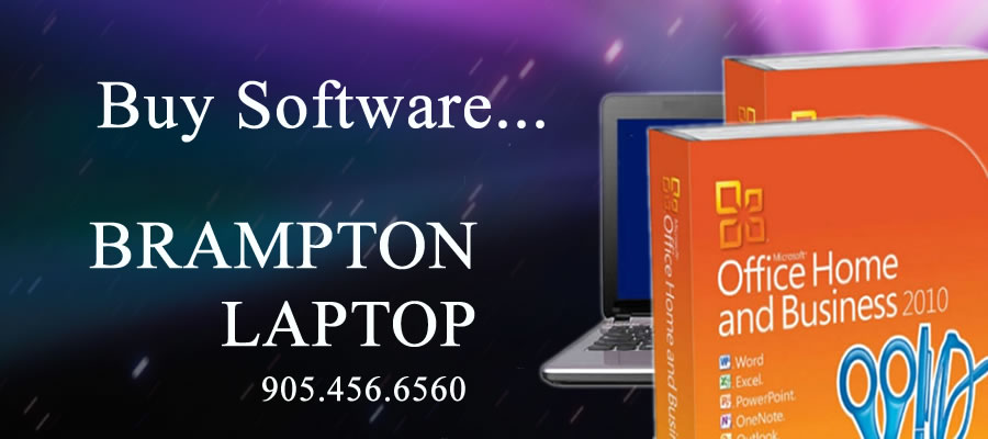 Buy Microsoft Office, Windows and Antivirus in Brampton