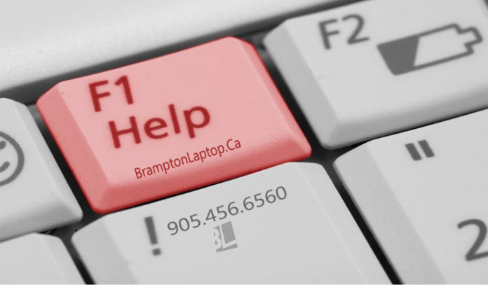 Brampton computer laptop repair
