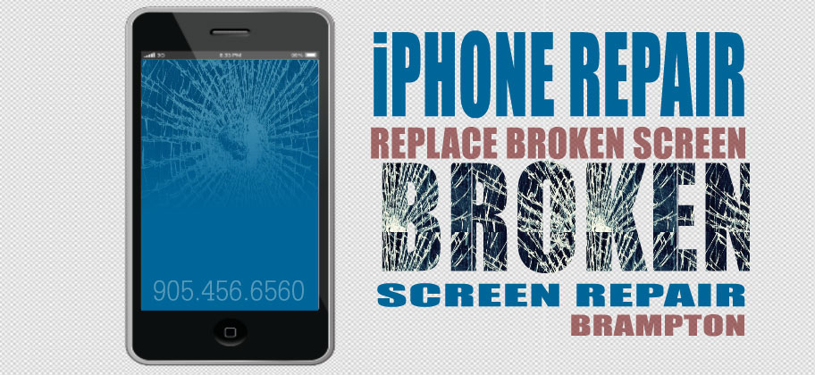 Iphone Screen Repair Brampton