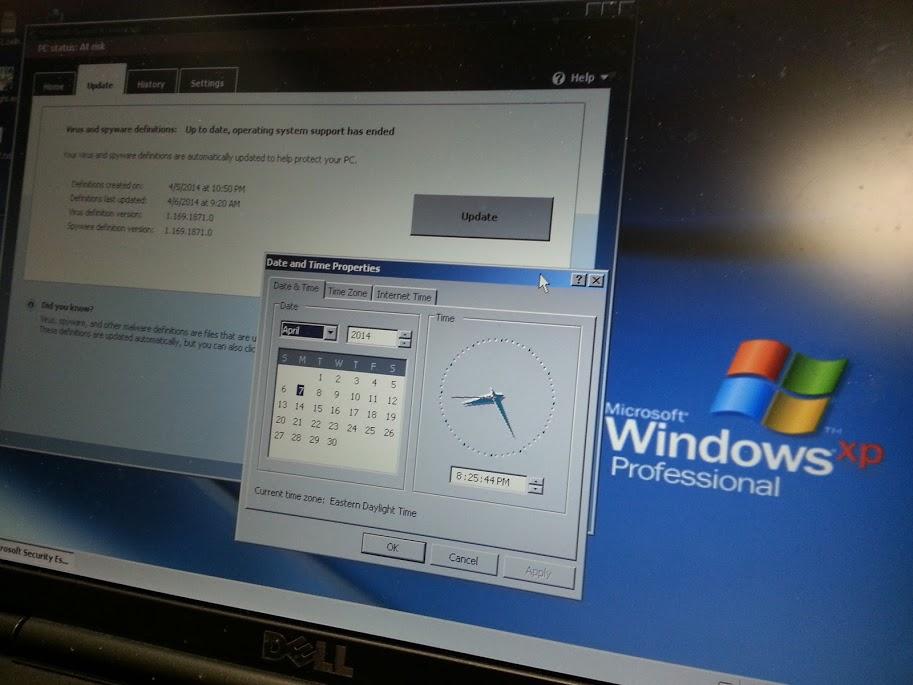 latest office windows xp