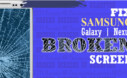 SAMSUNG BROKEN SCREEN REPAIR BRAMPTON