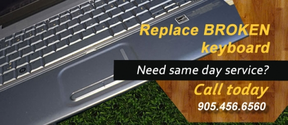 Keyboard repair in Brampton